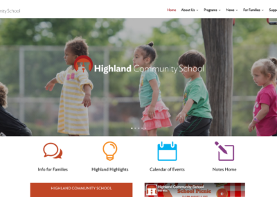 Highland Community School